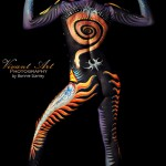 body paint photography