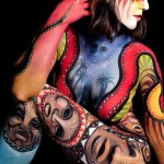 Bodypainting Photography: Bonnie Stanley :: Bodypainting: Scott Fray & Madelyn Greco of LivingBrush :: Model: Ellie Miller