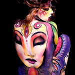 Bodypainting Photography: Bonnie Stanley :: Bodypainting: Scott Fray & Madelyn Greco of LivingBrush :: Model: Tona Willet