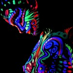 Bodypainting Photography: Bonnie Stanley :: Bodypainting: Scott Fray & Madelyn Greco of LivingBrush ::